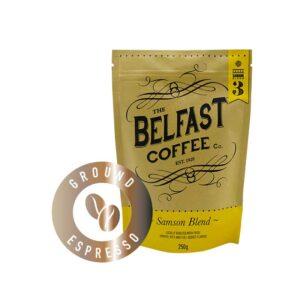 Belfast Coffee - Ground Espresso