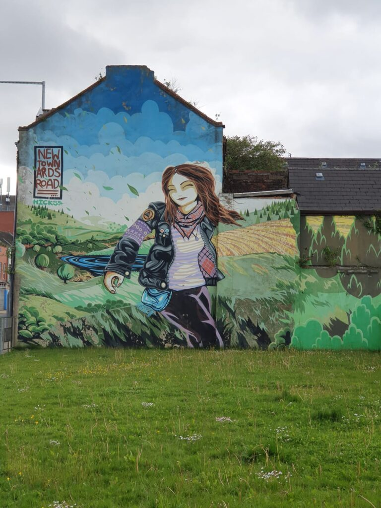 Art Newtownards Road