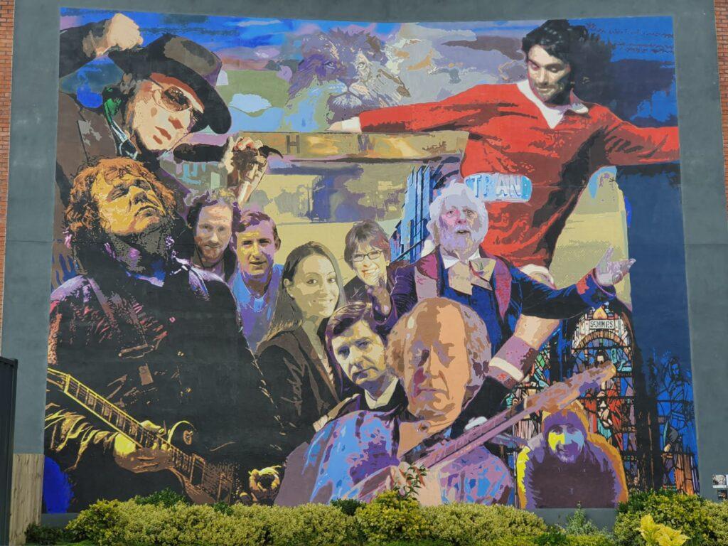 Belfast Legends