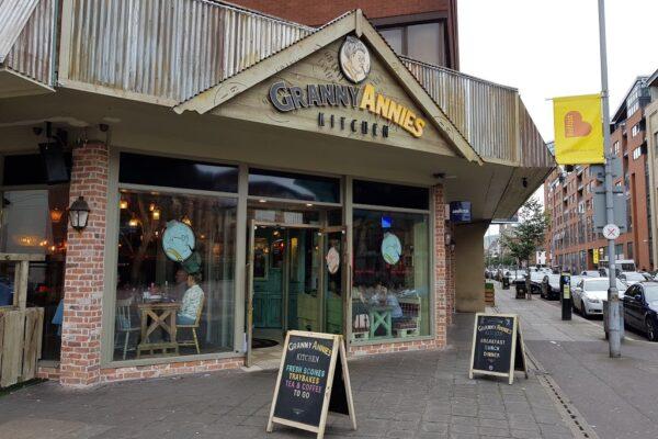 Granny Annie's Belfast