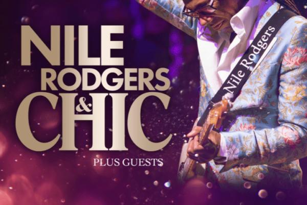 Nile Rodgers Belfast