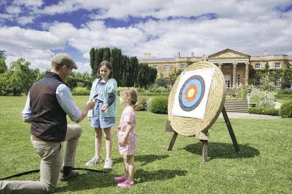 Hillsborough Castle and Gardens families