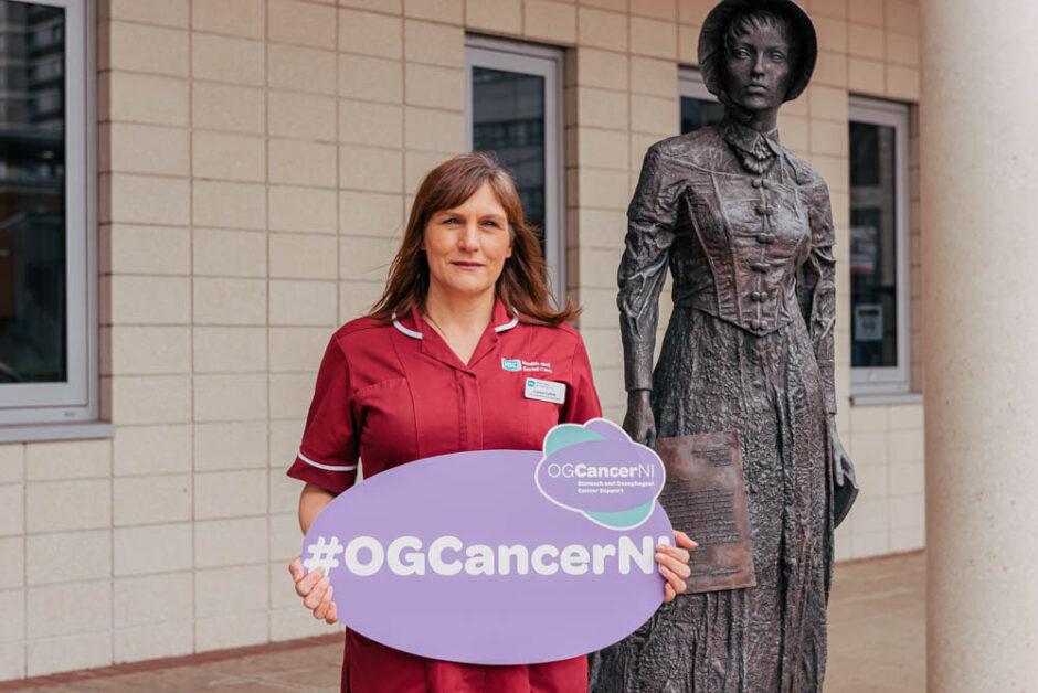 Louise OG Cancer NI Nurse