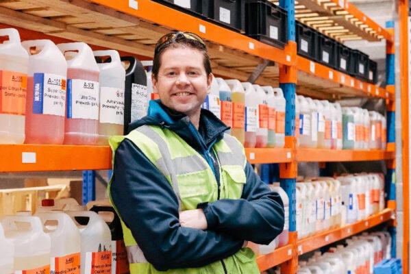 Dr. Adam Hunniford, PiP Chemicals