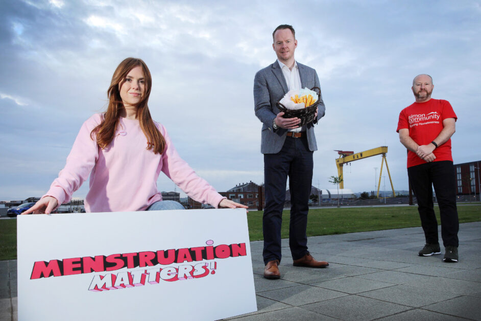 Lidl Northern Ireland tackles period poverty with launch of major new initiative offering free period products to shoppers 1