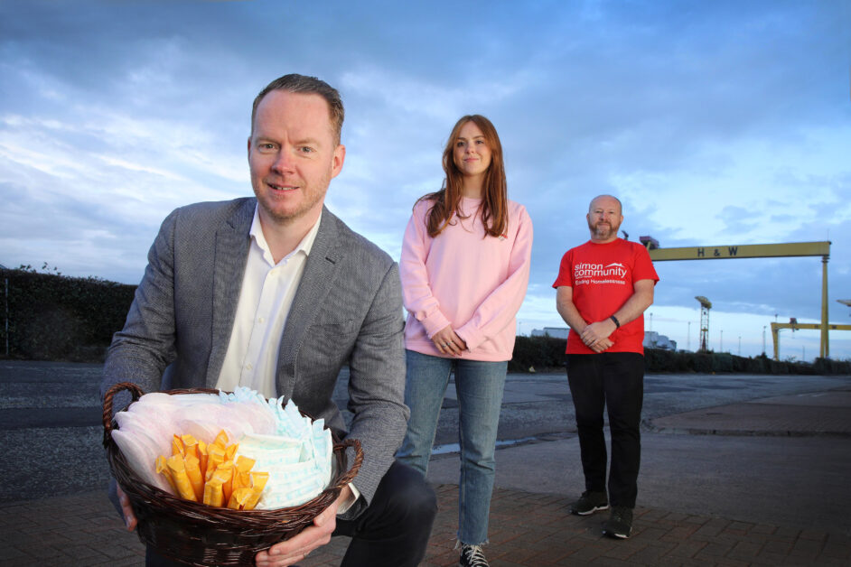 Lidl Northern Ireland tackles period poverty with launch of major new initiative offering free period products to shoppers 3