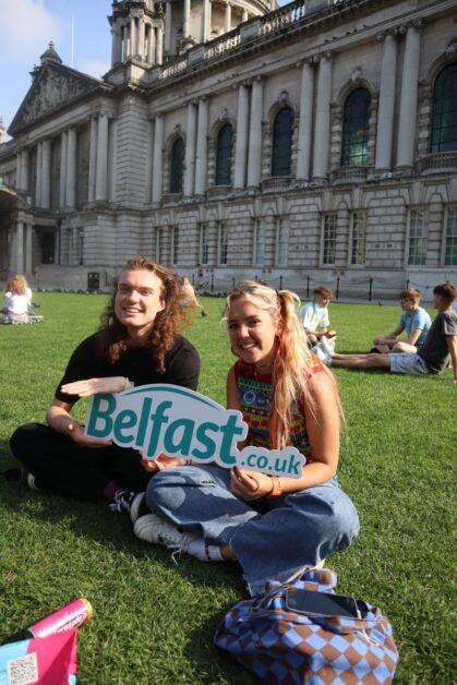Couple Belfast