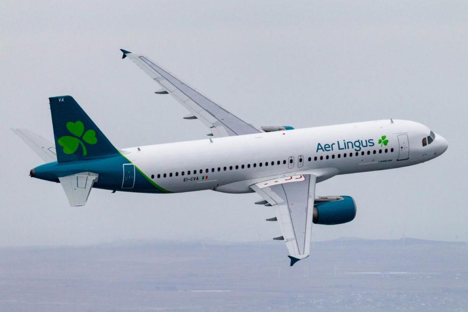 Aer Lingus Winter Uplift