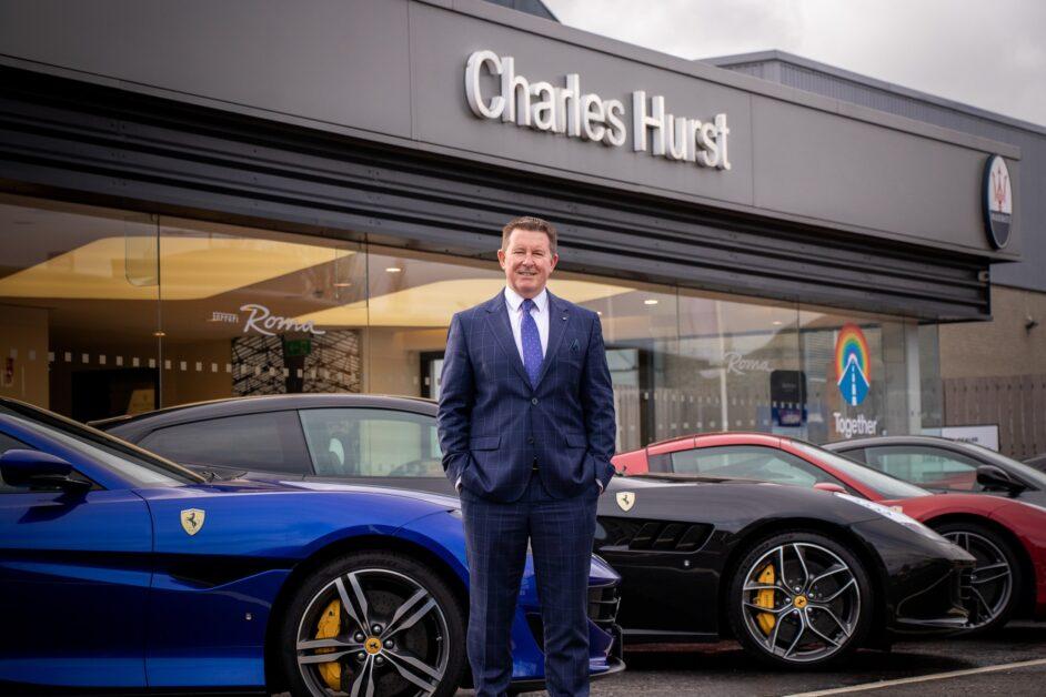 Charles Hurst Group Operations Director Jeff McCartney