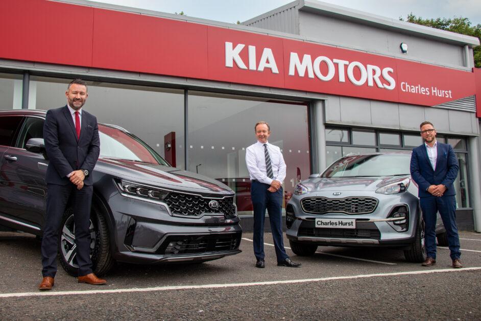 Charles Hurst Opens New Kia Dealership in Newtownabbey 1